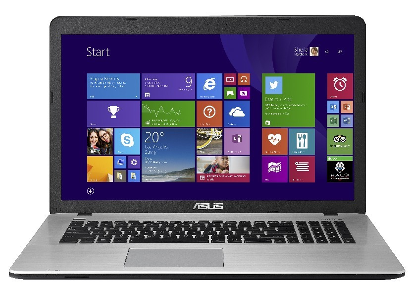 Herné notebook Asus X751LN-TY009H