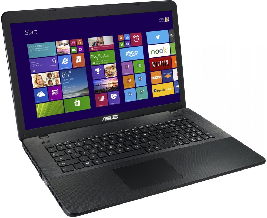 Herné notebook Asus X751LN-TY071H