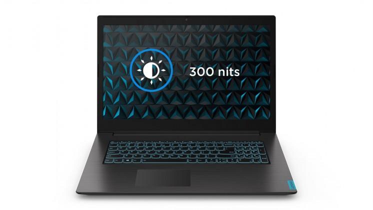 "Herné notebook Herný notebook Lenovo L340 17"" i5 8GB, 512GB, 4GB, 81LL000PCK"
