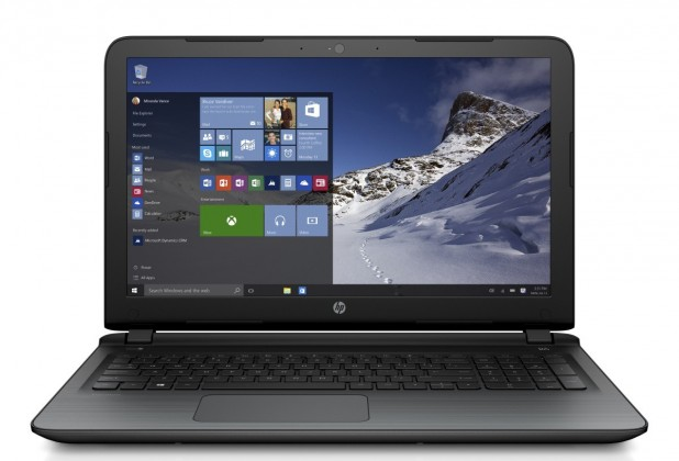 Herné notebook HP 15-ab124 P7T36EA