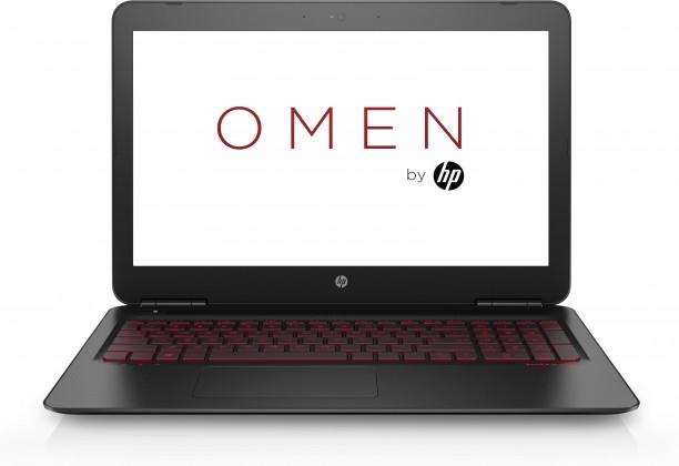 Herné notebook HP Omen 15-ax201 1GN11EA, čierna