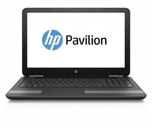 Herné notebook HP Pavilion 15-au008 F2T81EA, sivá