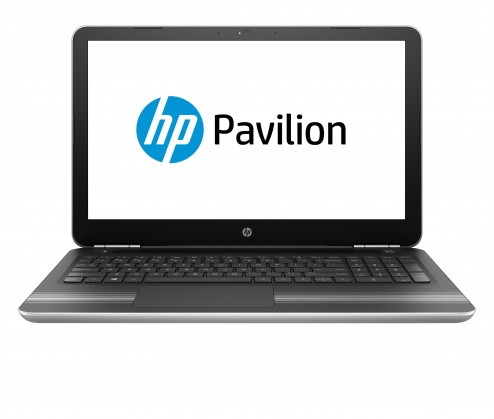 Herné notebook HP Pavilion 15-aw018 Y5K22EA, čierna/biela