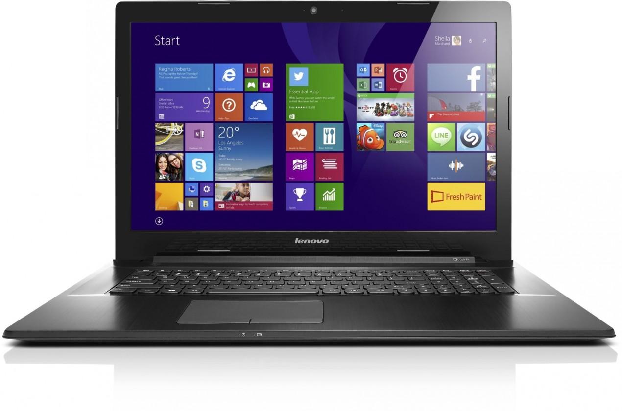 Herné notebook Lenovo G70 80HW000PCK