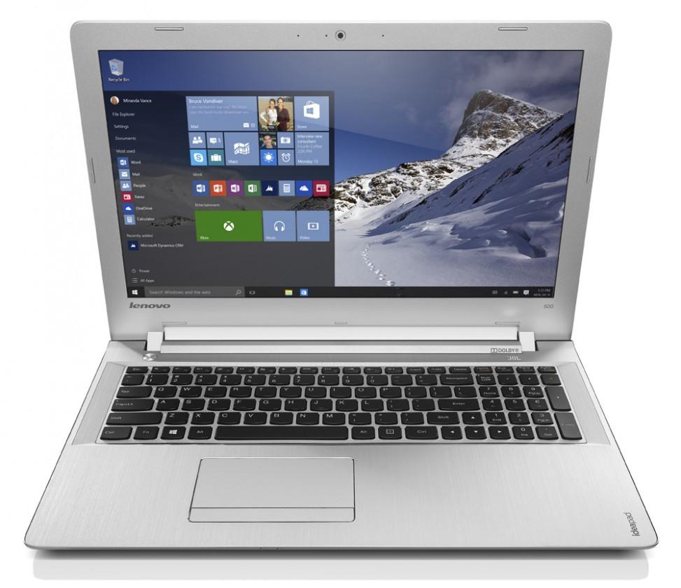 Herné notebook Lenovo IdeaPad 500 80NT00MQCK