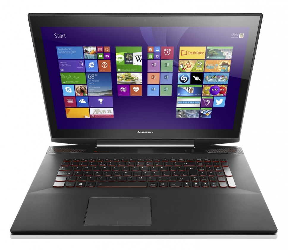 Herné notebook Lenovo IdeaPad Y70 80DU00G3CK