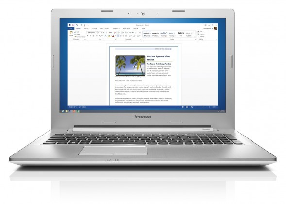 Herné notebook Lenovo IdeaPad Z50-70 (59432522)