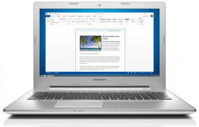 Herné notebook Lenovo IdeaPad Z50 80EC00MKCK