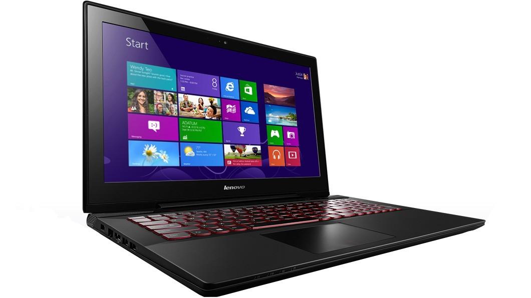 Herné notebook Lenovo Notebook High-End Multimedia Y50-70 BLACK 59-442813