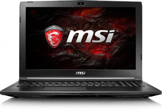 Herné notebook MSI GL62M 7RD-202CZ, čierna