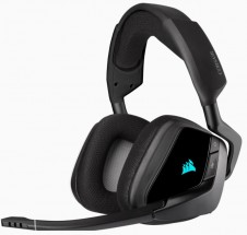 Herné slúchadlá Corsair VOID RGB ELITE Wireless Premium with 7.1