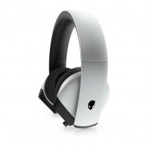 Herné slúchadlá DELL Alienware AW510H, mikrofón, strieborná
