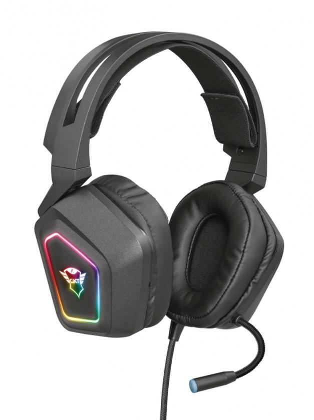 Herné slúchadlá GXT 450 Blizz RGB 7.1 Surround Gaming Headset