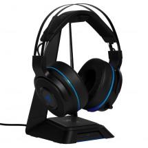 Herné slúchadlá Razer Thresher 7.1, pre PS4, čierna/modrá