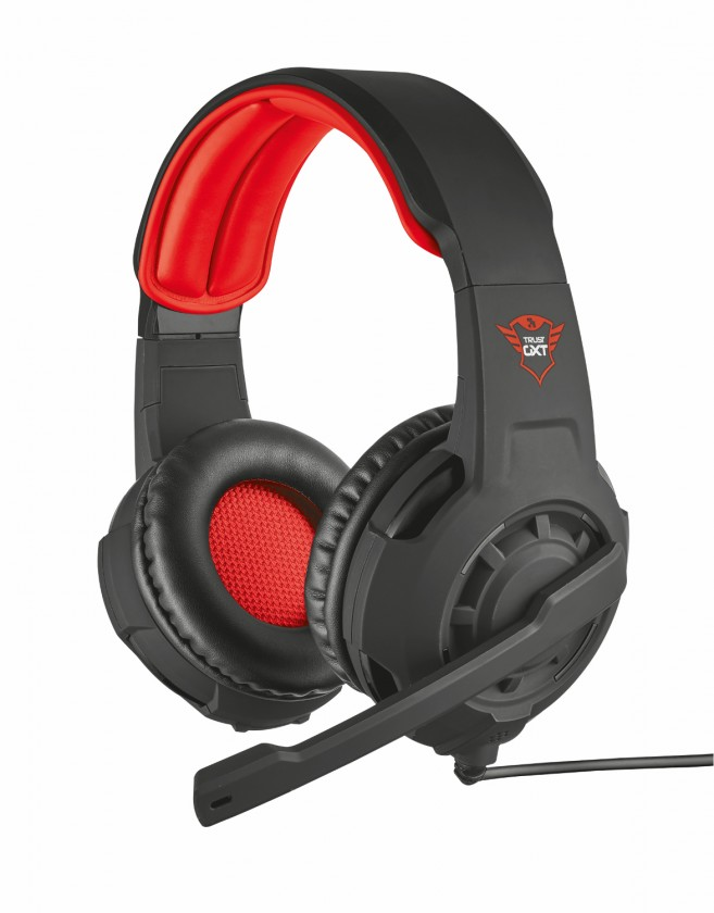 Herné slúchadlá Trust GXT 310 Gaming Headset (21187)
