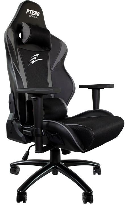 Herné stoličky Herná stolička Evolveo PTERO-ZX