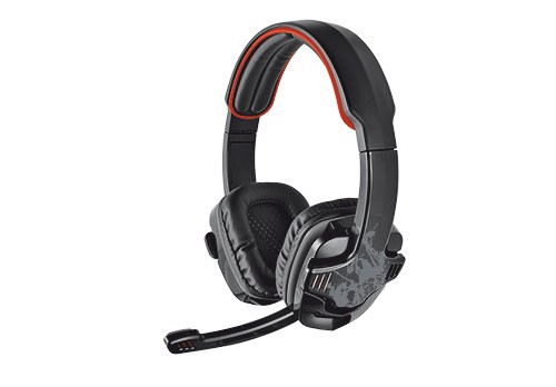 Herné TRUST GXT 340 7.1 Surround Gaming Headset