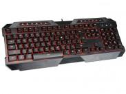 Herní klávesnice TRACER Battle Heroes SQUADRON CZ TRAKLA45897