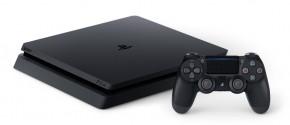 Herní konzole Sony PlayStation 4 SLIM 500GB černá (PS719407775) + ZADARMO PS4 hra Ghost of Tsushima v hodnote 57,6 EUR