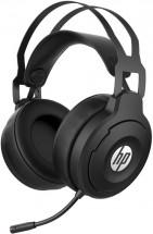 Herný headset HP Pavilion X1000, bezdrôtový, čierny