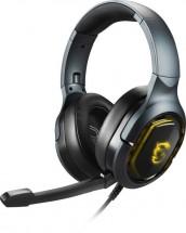 Herný headset MSI Immerse GH50, 7.1 virtual