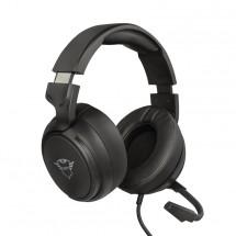 Herný headset Trust GXT 433 Pylo, 1 m, 3,5 mm jack, čierna
