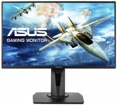"Herný monitor Asus 25 ""Full HD, LCD, LED, TN, 1 ms, 144 Hz"