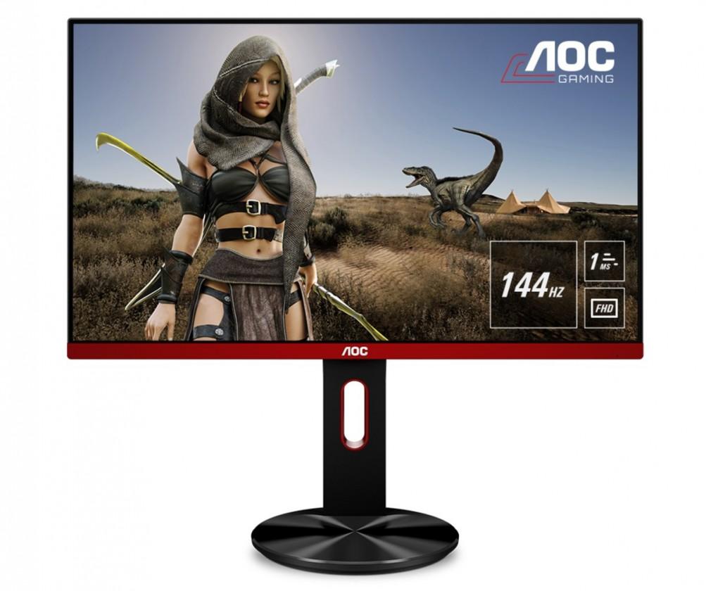 Herný monitor Monitor AOC G2590PX, 24,5 '', WLED, Full HD, čierna