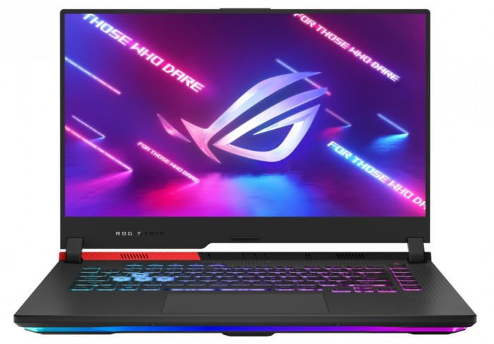 Herný notebook ASUS ROG Strix G513QM-HN011T R7 16GB, SSD 512GB