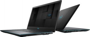 Herný notebook Dell G3 15 i5 8GB, SSD 512GB, 4GB, N-3590-N2-519K
