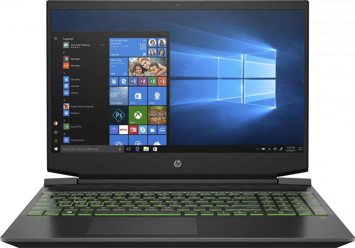 Herný notebook Herný notebook HP Pavilion Gaming 15-ec0018nc R5 16GB, SSD 512GB