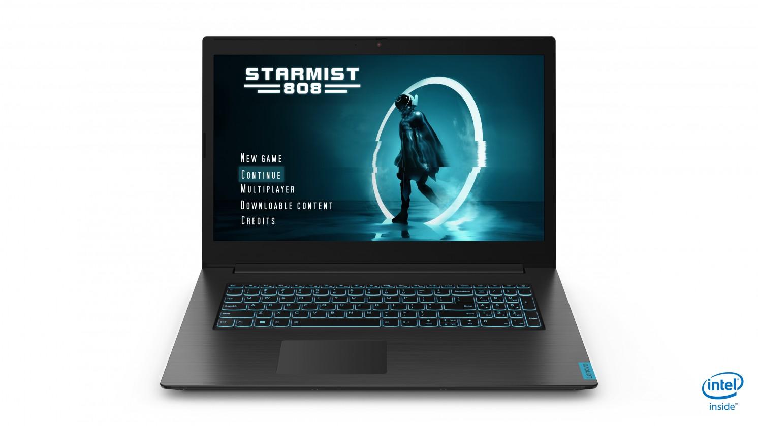 """Herný notebook Herný notebook Lenovo L340 17"""" i5 16GB, SSD 1T, 4GB, 81LL000QCK"""