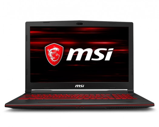 "Herný notebook Herný notebook MSI 15,6"" i5 8GB, 512GB SSD, GL63 8RCS-041CZ"