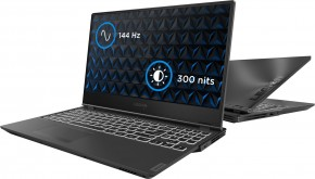 "Herný notebook IP Y540 15.6"" i5 8GB, SSD 512GB, 6GB, 81SX002VCK"