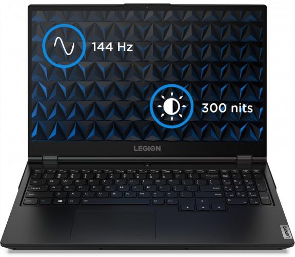 """Herný notebook Lenovo Legion 5 15,6"""" R5 16GB, SSD 512GB, RTX2060"""