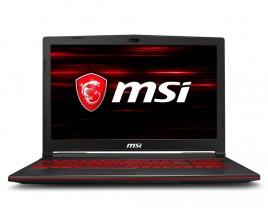 "Herný notebook MSI 15,6"" i5 8GB, 512GB SSD, GL63 8RCS-041CZ"