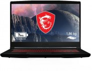 "Herný notebook MSI GF63 Thin 9SC-255CZ 15"" i5 8GB, 512GB, 4GB"
