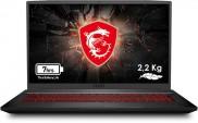 "Herný notebook MSI GF75 Thin 9SC-210CZ 17"" i7 16GB, 512GB, 4GB"