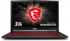 "Herný notebook MSI GL63 9SD-887CZ 15"" i7 16GB, SSD 512GB, 6GB"