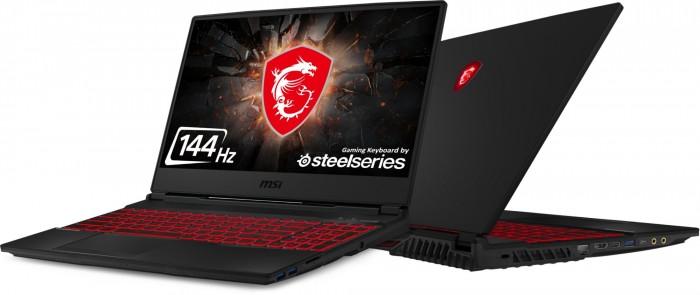 Herný notebook MSI GL65 Leopard 10SER-208CZ i7 16GB, SSD 256GB
