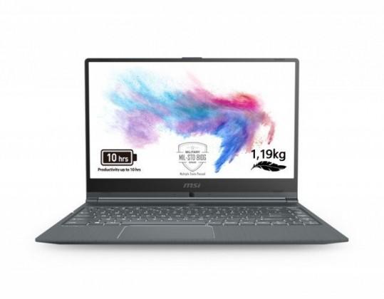 "Herný notebook Notebook MSI Modern 14 14A10M473CZ 14"" i5 8GB, SSD 512GB"