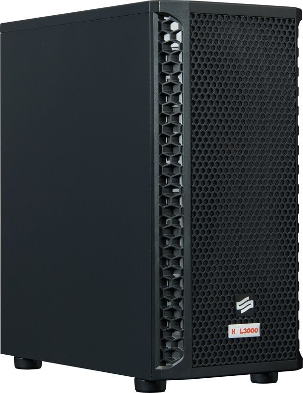 Herný počítač Herní PC HAL3000 MEGA Gamer Elite /i7/16GB/RTX2060/1TBSSD/W10