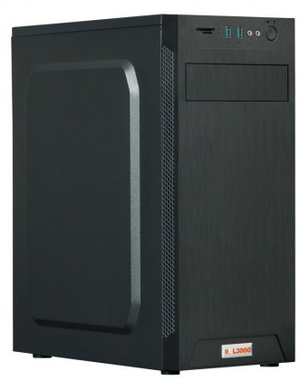 Herný počítač PC HAL3000 Enterprice Gamer Pro /i3/8GB/GTX1650Super/240GB+1TB/
