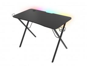Herný stôl Genesis Holm 200 RGB s RGB podsvietením POŠKODENÝ OBAL