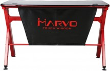 Herný stôl Marvo DE-03, 120x66 cm, podsvietený