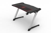 Herný stôl ULTRADESK RACER, RGB podsvietenie