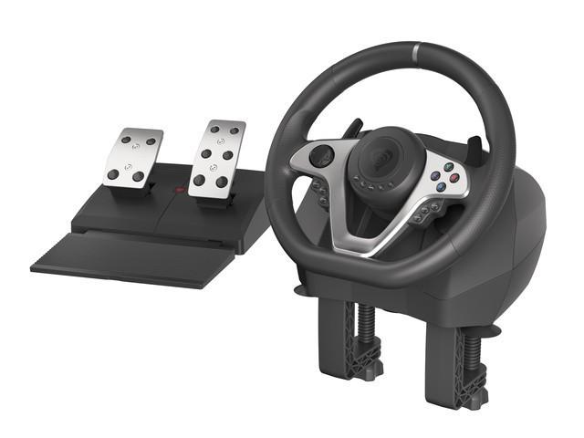 Herný volant s pedálmi Genesis Seaborg 400 (NGK-1567)