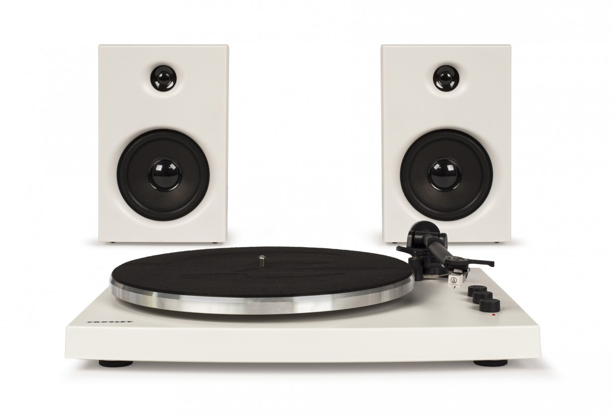 Hi-Fi gramofóny Crosley T150 White