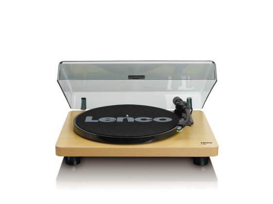 Hi-Fi gramofóny Gramofon Lenco L-30 hnědý