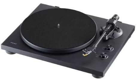 Hi-Fi gramofóny Gramofón TEAC TN-280BT, čierny